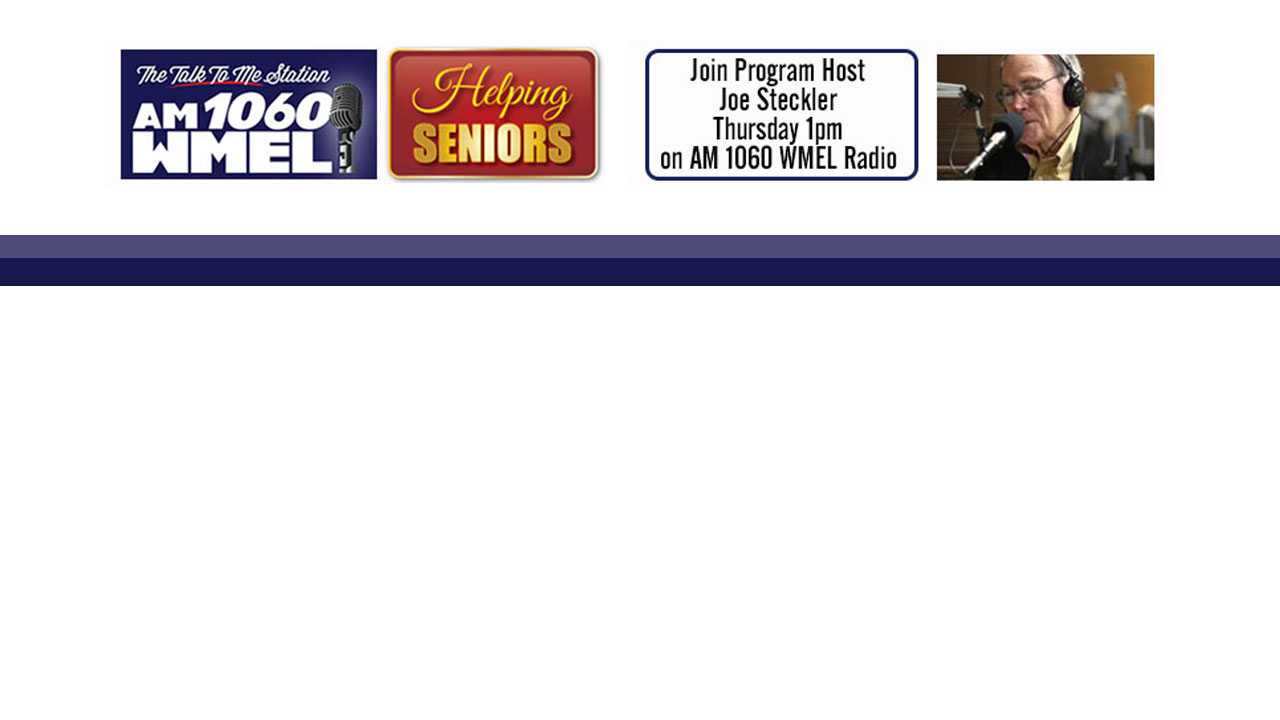 Helping Seniors Radio Program