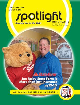 Spotlight Magazine - March 2016