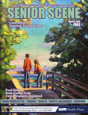Senior Scene Magazine - March 2016