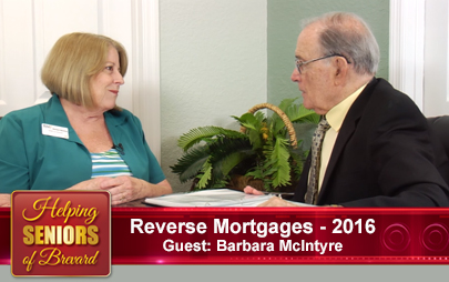 "Helping Seniors TV - ""Reverse Mortgages 2016"""