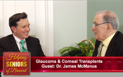 Helping Seniors TV - Glaucoma & Corneal Transplants