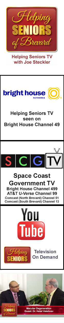 Helping Seniors TV - Macular Degeneration