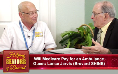 Helping Seniors TV - Will Medicare pay for an Ambulance?