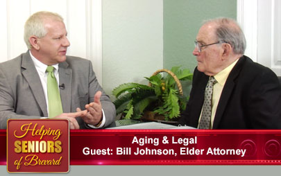 Helping Seniors TV - Aging & Legal