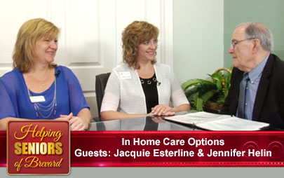 Helping Seniors TV - In Home Care Options
