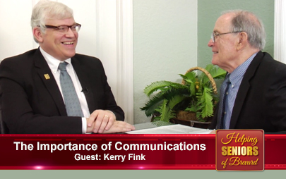 Helping Seniors TV - The Importance of Commnications