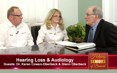Helping Seniors TV - Hearing Loss & Audiology