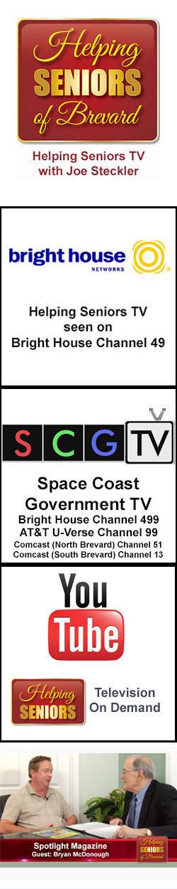 Helping Seniors TV - Spotlight Magazine