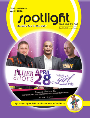 April 2016 Spotlight Magazine