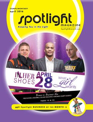 April 2016 Spotlight Magazine