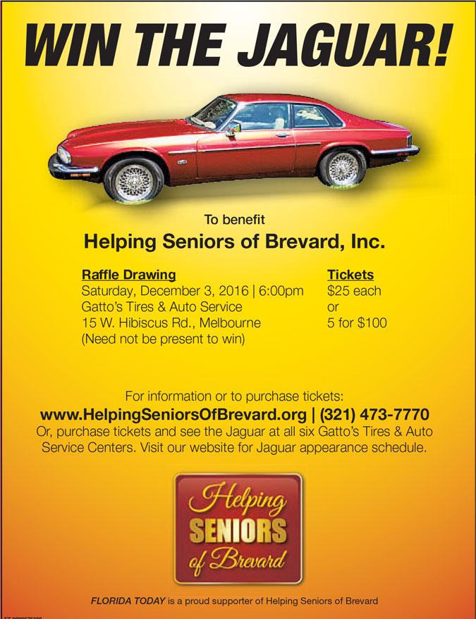 "Helping Seniors ""Win the Jaguar"""
