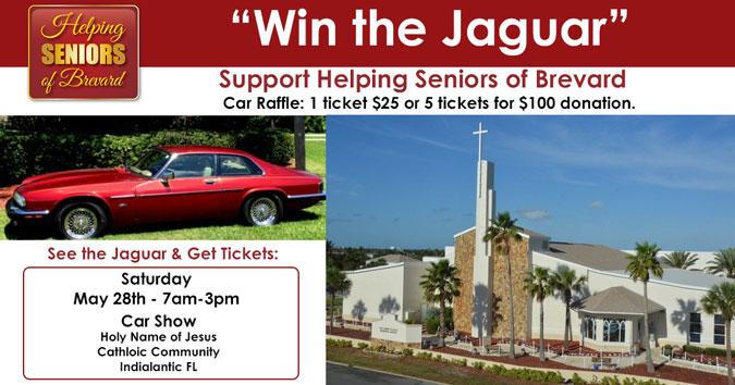 Win the Jaguar Apperance - May 28th 2016