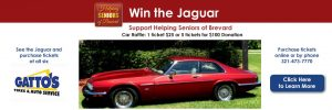Win the Jaguar