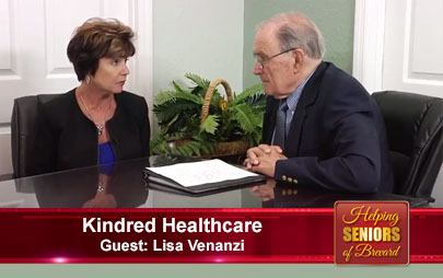 Helping Seniors TV - Kindred Healthcare