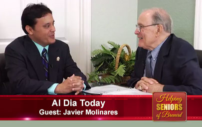 Helping Seniors TV - Al Dia Today
