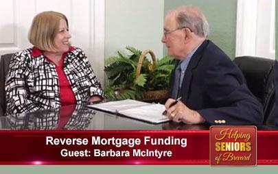 Helping Seniors TV - Reverse Mortgage Funding