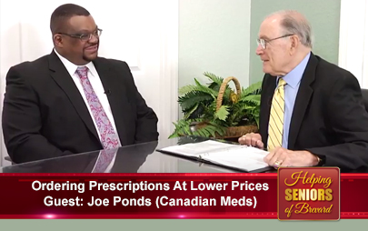 Helping Seniors TV - Ordering Prescriptions at Lower Prices