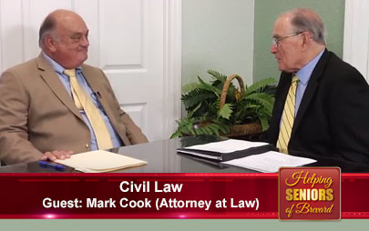 Helping Seniors TV - Civil Law