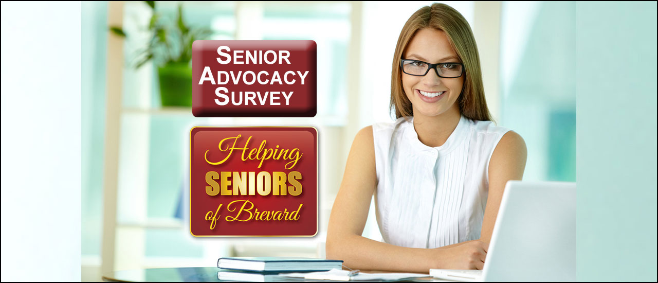 Helping Seniors Senior Survey