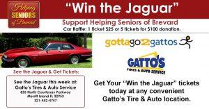 Win the Jaguar - Gatto's Merritt Island
