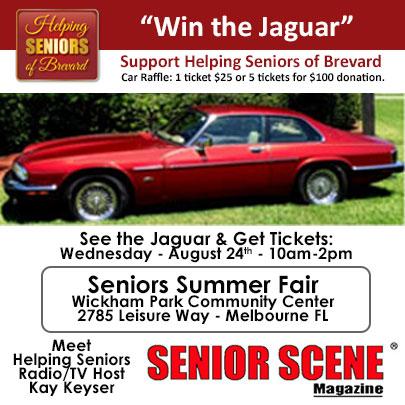 Win the Jaguar - Senior Summer Fair