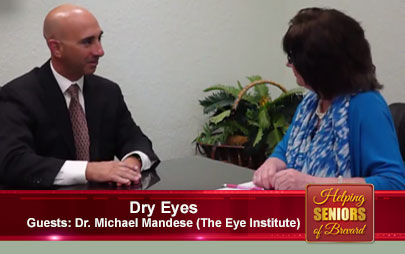 Helping Seniors TV - Dry Eye