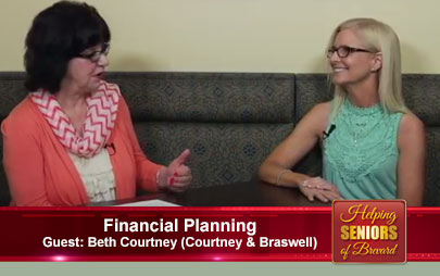 Helping Seniors TV - Financial Planning