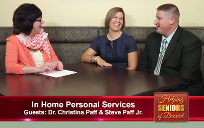 Helping Seniors TV - In Home Personal Services