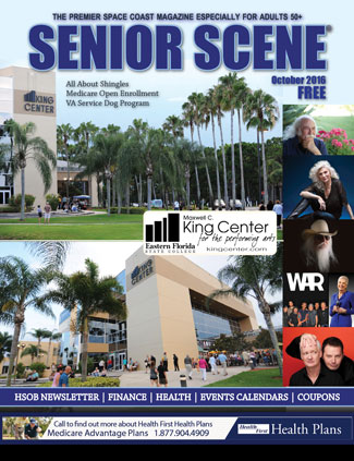 Senior Scene Magazine - October 2016