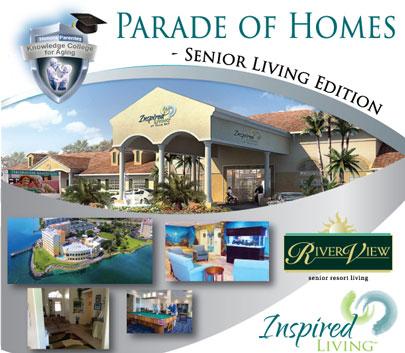 Parade of Homes - Senior Living Edition
