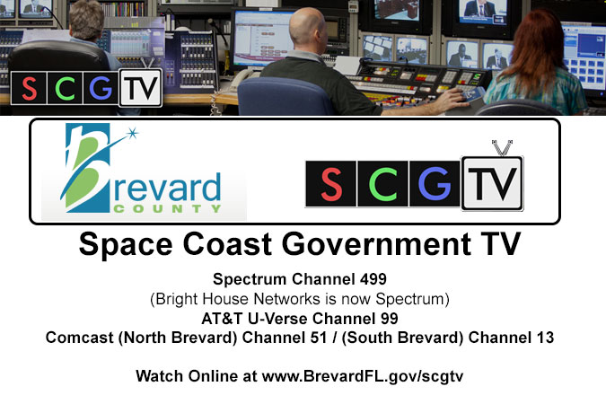 Space Coast Government Television