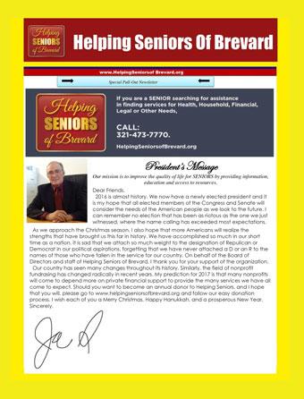 Helping Seniors News