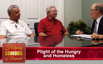 Helping Seniors TV - The Plight of the Hungry and Homeless