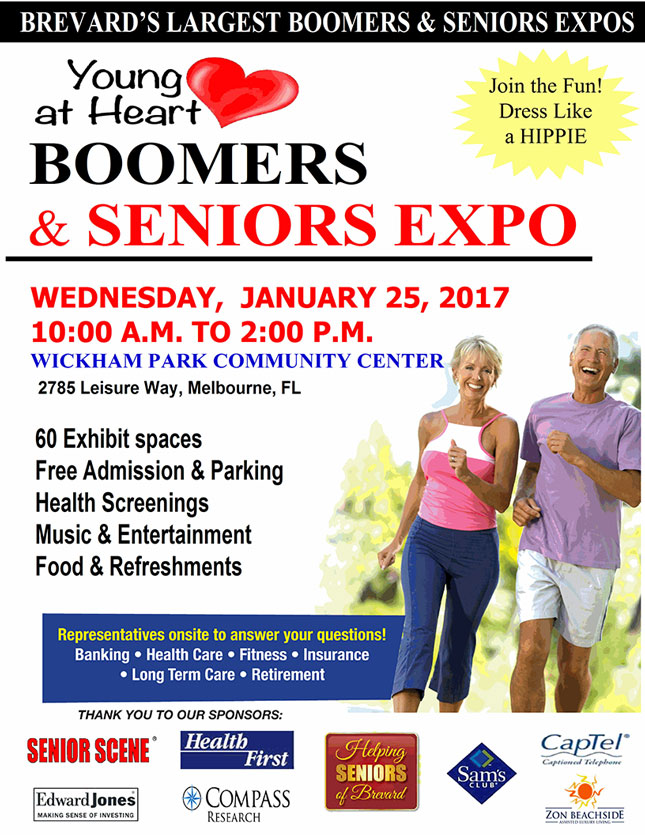 Young at Heart Boomers Expo