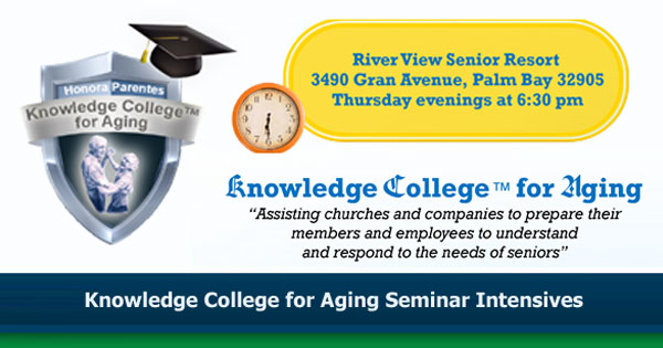 Knowledge College for Aging Intensive