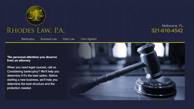 Rhodes Law Firm