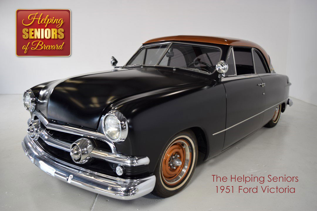 Helping Seniors 1951 Ford Victoria