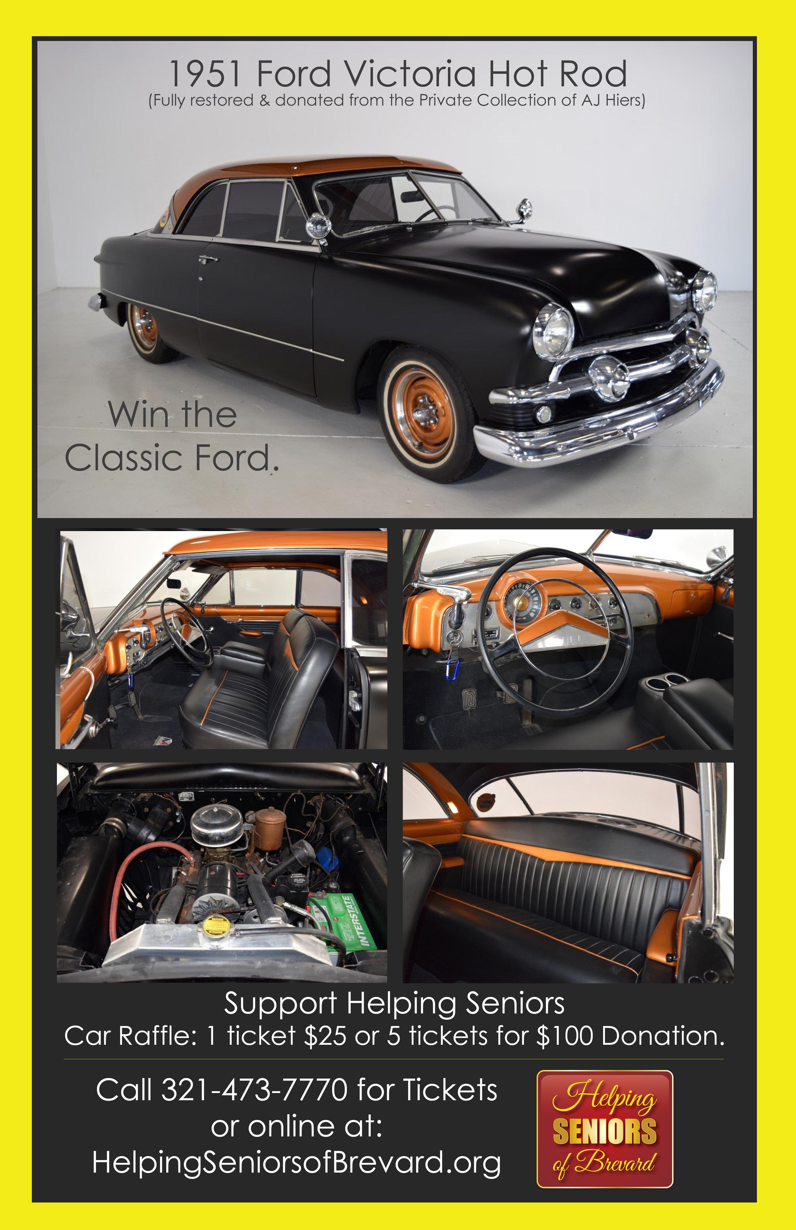 Helping-Seniors-Car-Raffle-Poster
