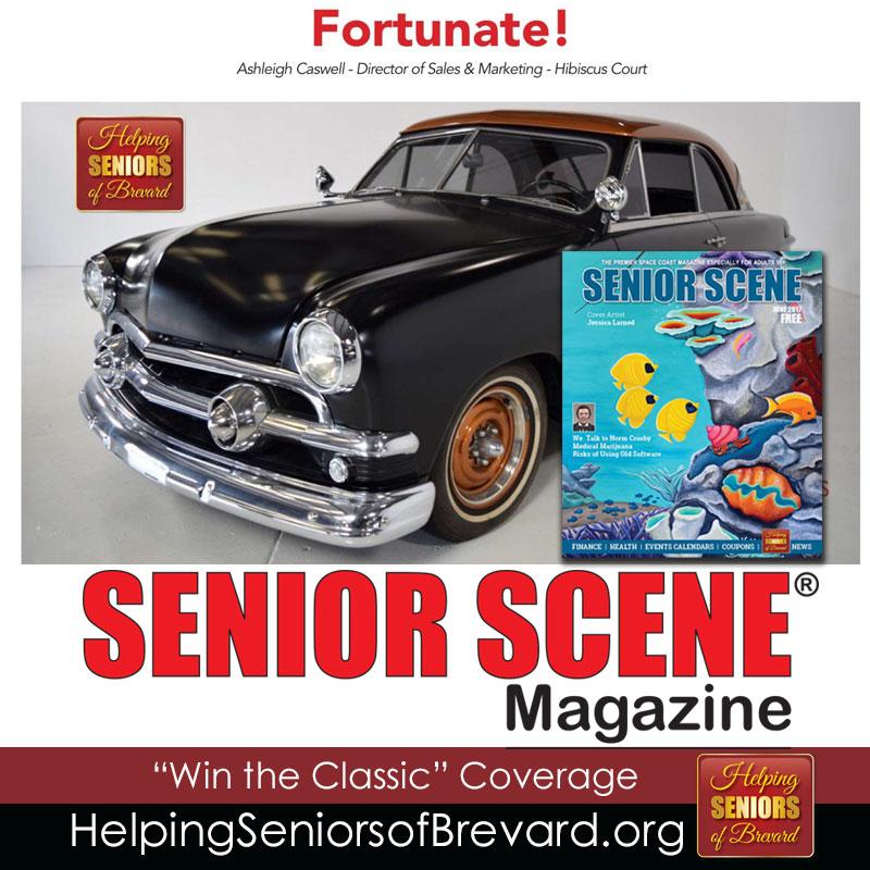Senior Scene June 2017 - Fortunate Article