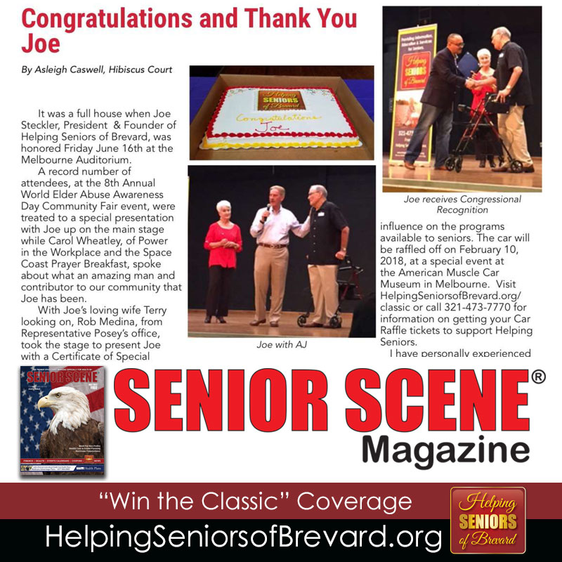 Helping Seniors Win the Classic