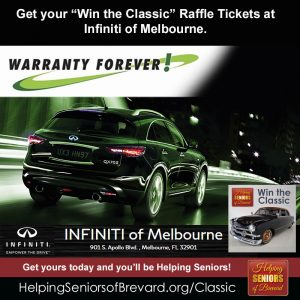 Get tickets at Infiniti of Melbourne