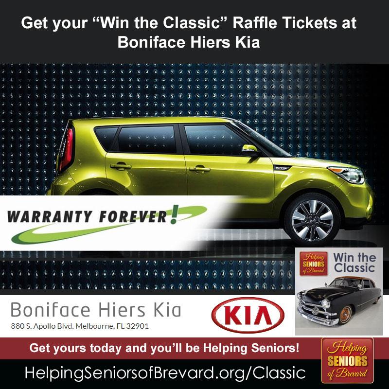 Get tickets at Boniface-Hiers Kia
