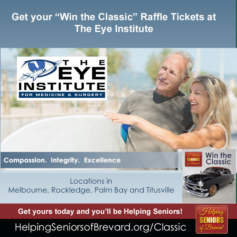 Get tickets at The Eye Institute