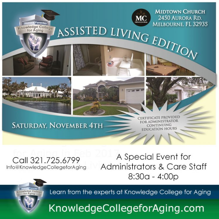 Knowledge College for Aging - Assisted Living Edition