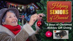 5 Days of Christmas Gift Giving