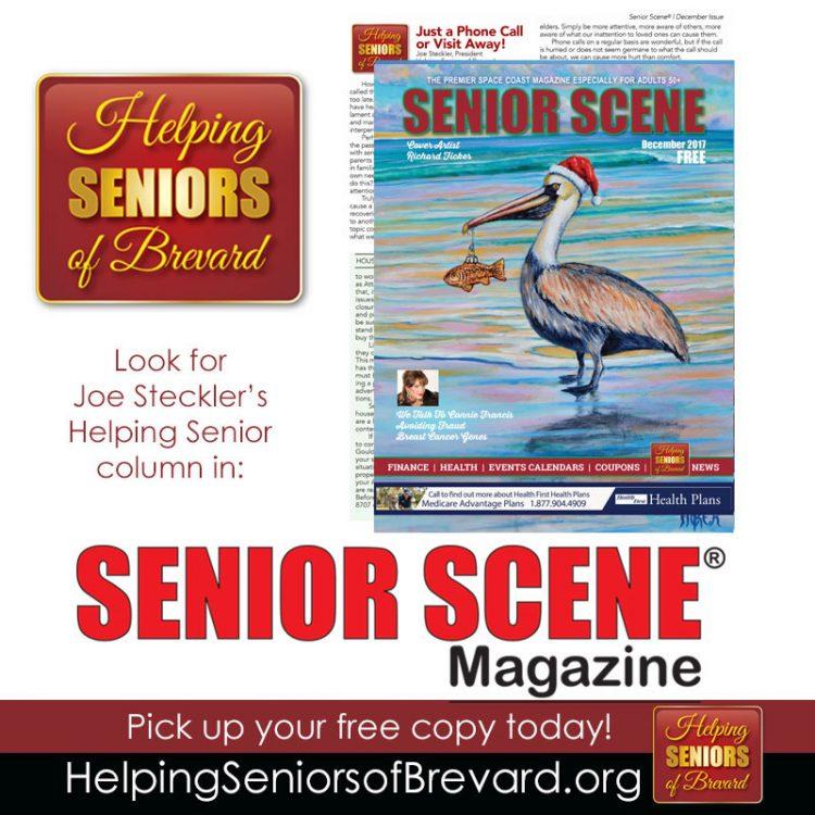 December 2017 Senior Scene Magazine