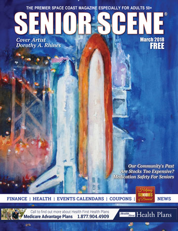 March 2018 Senior Scene Magazine