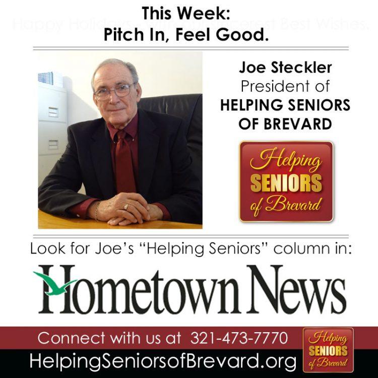 Helping Seniors of Hometown News