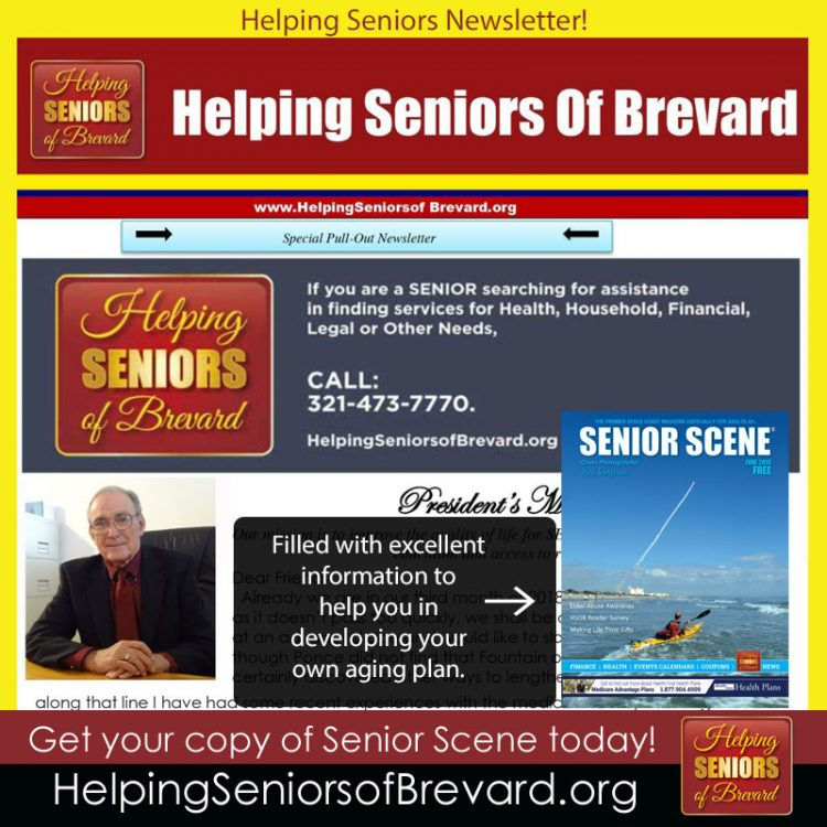 June 2018 Helping Seniors Newsletter