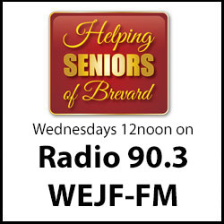Helping Seniors Radio on 90.3 WEJF-FM